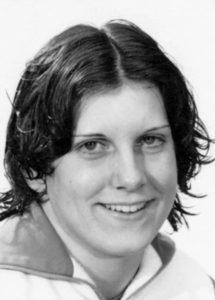 Canada's Anne Jardin chosen for the swimming team but did not compete in the boycotted 1980 Moscow Olympics . (CP Photo/COA) Anne Jardin du Canada, sélectionnée en natation pour les Jeux olympiques de Moscou de 1980, n'y a pas participé en raison du boycott. (Photo PC/AOC)
