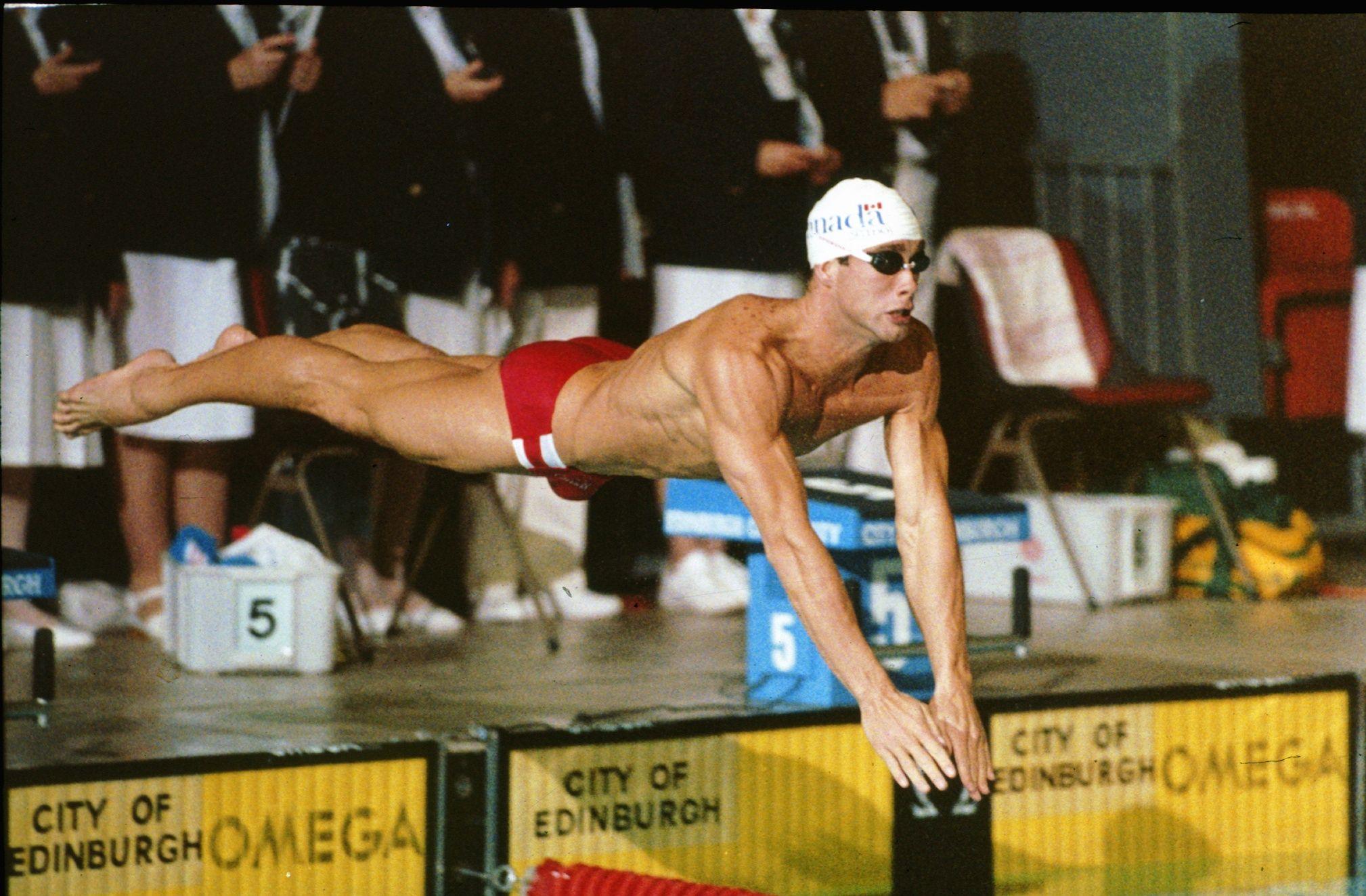 bourse victor davis  u2014 natation canada