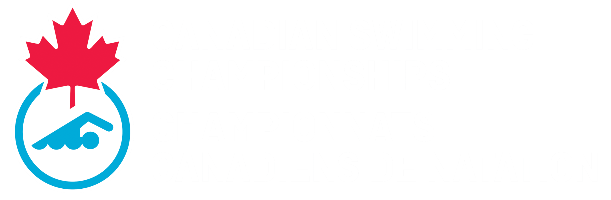 2016 Canadian Swimming Championships - Logo