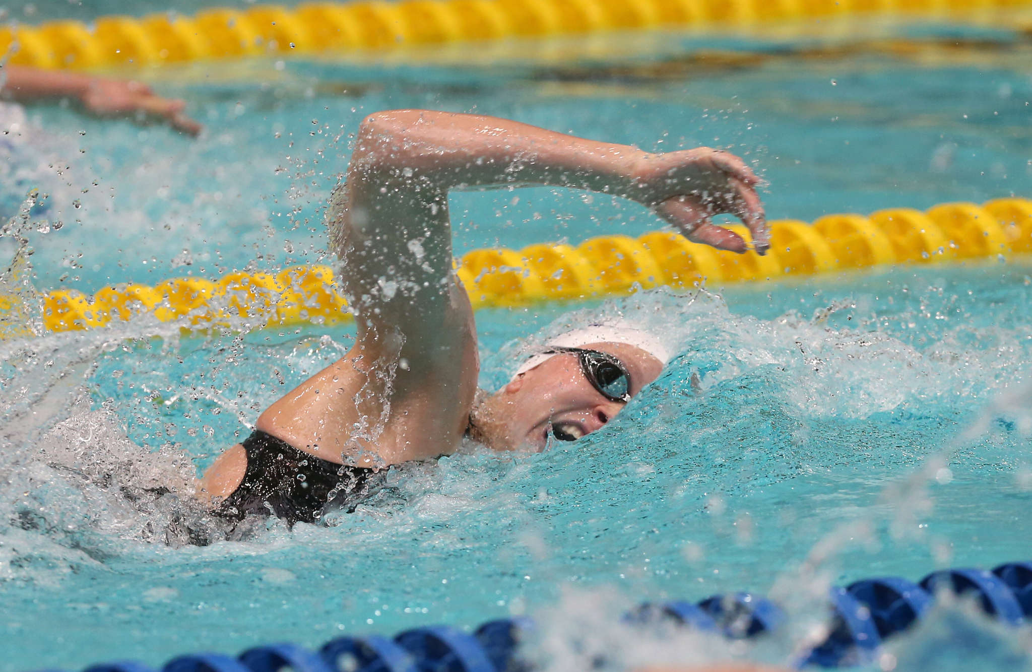 HHS swim team qualifies 10 swimmers for provincial